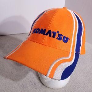 Komatsu Quality Hook & Loop Adjustable Hat